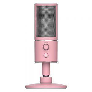 Micro Razer Seiren X Quartz Pink Edition (RZ19-02290300-R3M1)