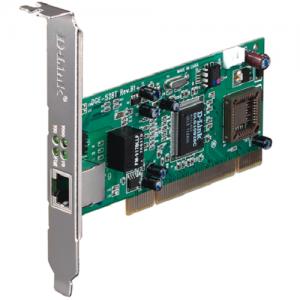 Network PCI Card D-Link DGE-528T