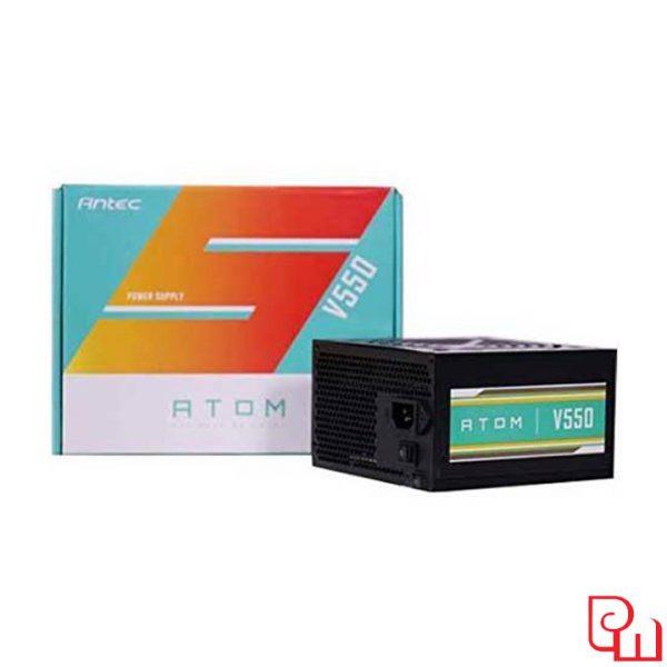 Nguồn máy tính Antec ATOM V550 - 550W