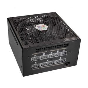 Nguồn máy tính Super Flower Leadex III Gold ARGB 550W Black - 80 Plus Gold