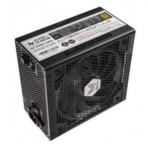Nguồn máy tính Super Flower Leadex III Gold ARGB 650W Black - 80 Plus Gold