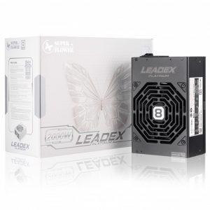 Nguồn máy tính Super Flower Leadex Platinum 2000W - 80 Plus Platinum