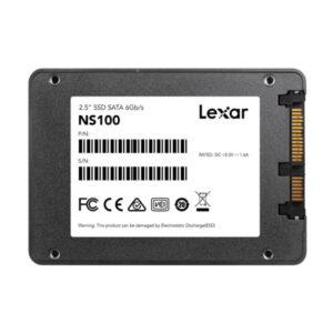 "Ổ cứng SSD Lexar NS100 256GB SATA 3 2.5"" LNS100-256RB"