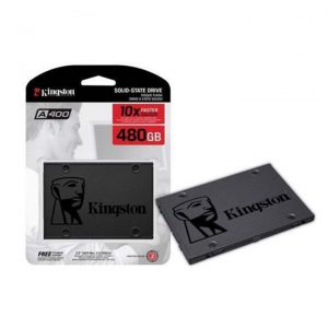 Ổ cứng SSD Kingston A400 480GB 2.5 inch Sata 3 (SA400S37/480G)