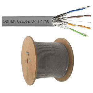 Cáp mạng DINTEK CAT.6A FTP 23AWG 305m 1105-06006