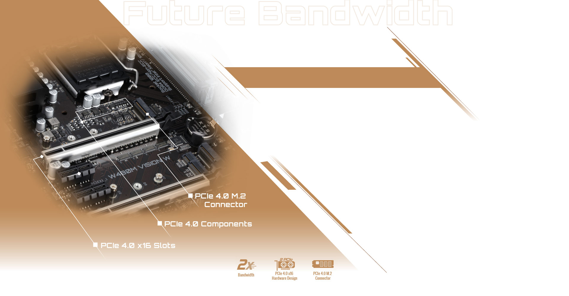 Mainboard Gigabyte W480M VISION W