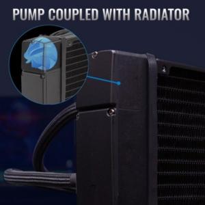 Tản nhiệt nước CPU AeroCool Pulse L120F
