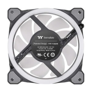 Quạt case Thermaltake Riing Trio 12 LED RGB (Bộ 3 Fan) - CL-F072-PL12SW-A