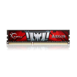 Ram G.SKILL Aegis DDR3 4GB 1600MHz F3-1600C11S-4GIS