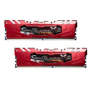 Ram GSKILL Flare X 16GB (2x8GB) DDR4 Bus 2400 F4-2400C16D-16GFXR