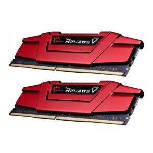KIT Ram G.SKILL Ripjaws V DDR4 16GB (8GB x 2) 3000MHz F4-3000C16D-16GVRB