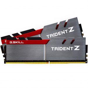 Ram GSKILL TridentZ 32GB (2x16GB) DDR4 Bus 3200 F4-3200C16D-32GTZ