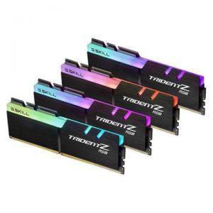 KIT Ram G.SKILL Trident Z RGB DDR4 16GB (8GB x 2) 3000MHz F4-3000C16D-16GTZR