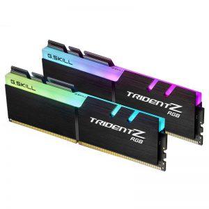 Ram GSkill TridentZ RGB 16GB (2x8GB) DDR4 Bus 3000 KIT F4-3000C16D-16GTZR