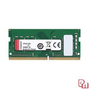 Ram Laptop Kingston 8GB DDR4 Bus 2400 KVR24S17S8/8 (KVR24S17S8/8FE)