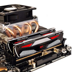 Ram Silicon Power Heatsink 8GB DDR4 2400MHz