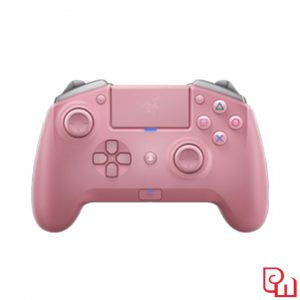 Tay Cầm Chơi Game Razer Raiju Tournament - Quartz Pink Edition (RZ06-02610200-R3A1)