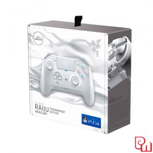 Tay Cầm Chơi Game Razer Raiju Tournament Edition Mercury (RZ06-02610300-R3A1)