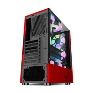 Vỏ Case MIK DT03 RED LUFFY