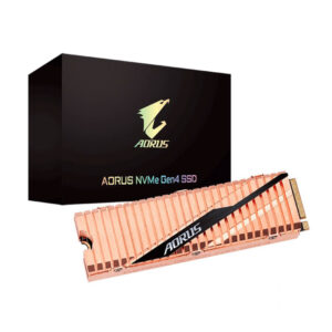 Ổ Cứng SSD Gigabyte AORUS 2TB NVMe M.2 2280 Gen4 x4 GP-ASM2NE6200TTTD