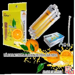 Bộ lọc Vitamin C cho vòi tắm (SUF-50V)