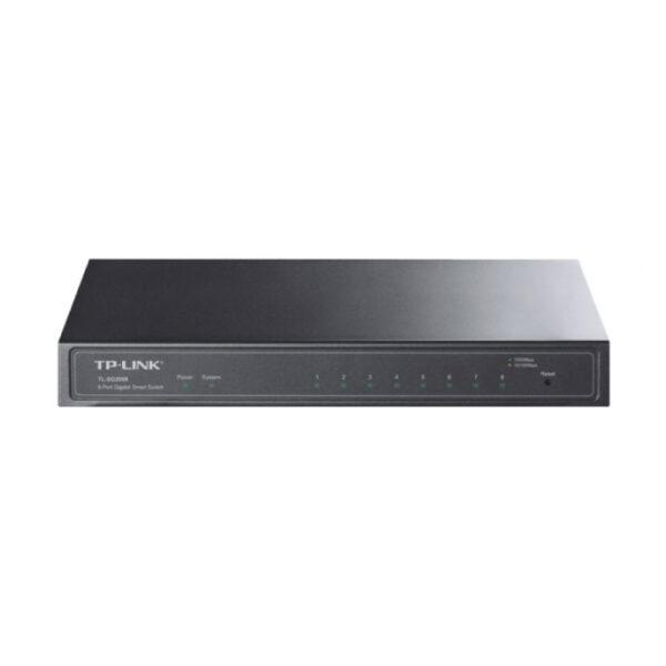 Switch TP-Link Quản Lý JetStream 8 Port Gigabit T1500G-8T