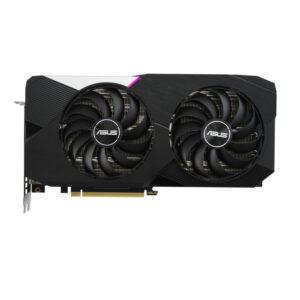 Card màn hình Asus Dual GeForce RTX 3060 Ti 8GB GDDR6