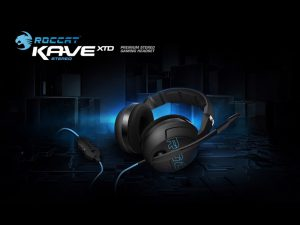 Tai Nghe ROCCAT Kave XTD Stereo