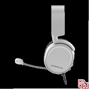 Tai Nghe SteelSeries Arctis 5 White (61507)