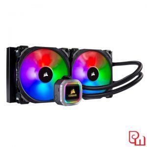 Tản Nhiệt nước CPU Corsair Hydro Cooler H115i Platinum RGB - 280mm - Dual