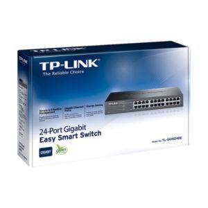 Switch TP-Link Easy Smart 24 Port Gigabit TL-SG1024DE