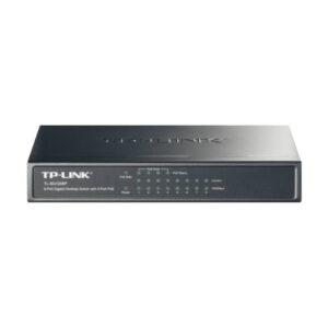 Switch TP-Link Desktop 8 cổng Gigabit PoE+ TL-SG1008P