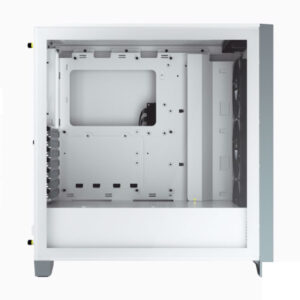 Case Corsair iCUE 4000X RGB Tempered Glass White CC-9011205-WW