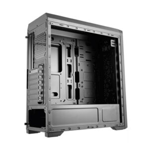 Vỏ Case Cougar MX350 - Mid tower - 2 Led Red Fans
