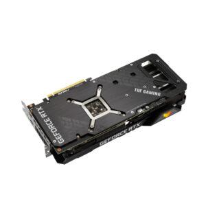 Card màn hình Asus TUF GAMING GeForce RTX 3070 Ti OC Edition 8GB GDDR6X