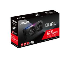 Card màn hình Asus DUAL Radeon RX 6700 XT 12GB GDDR6